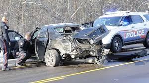 Auto accident Halton