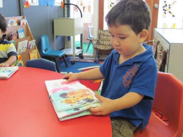 Books - boy reading