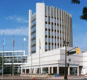 City hall - older pic
