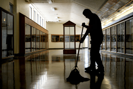 Cleaners - schools