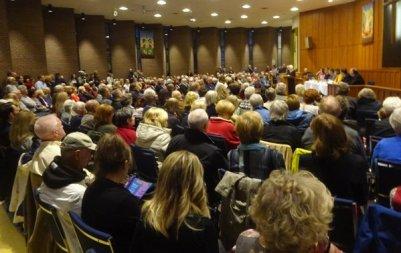 ECoB debate at Baptist on New