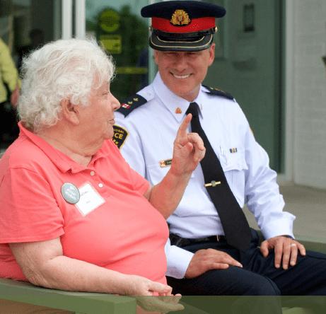 Elder - cop