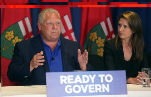 Ford and Mulroney