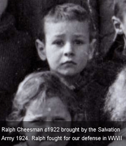 Gillies - Ralph Cheesman