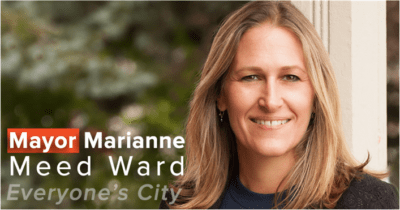 Mayor Mar newsletter graphic