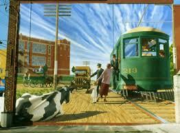 Murals - scarborough