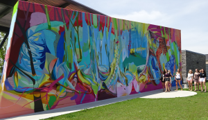 Norton Park - mural