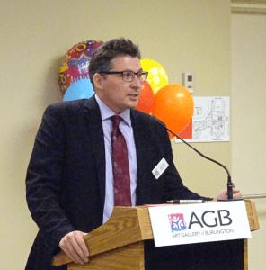 Robert Steven AGB