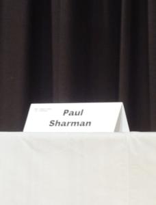 Sharman seat at ward 5