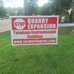 TEC stop quarry expansion Jul17