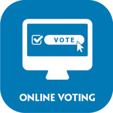 on line voting