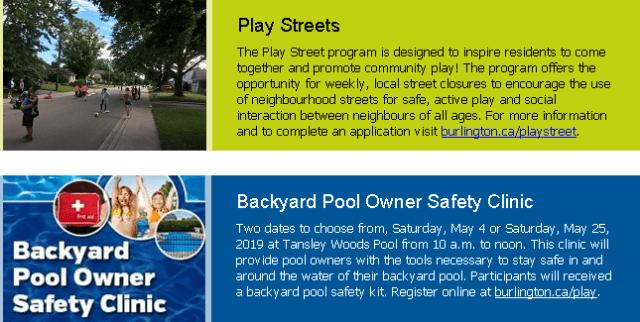 play street - pool