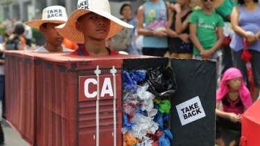 waste philippines-canada-waste