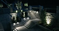 Landscape Lighting  Burlington Lawn Care