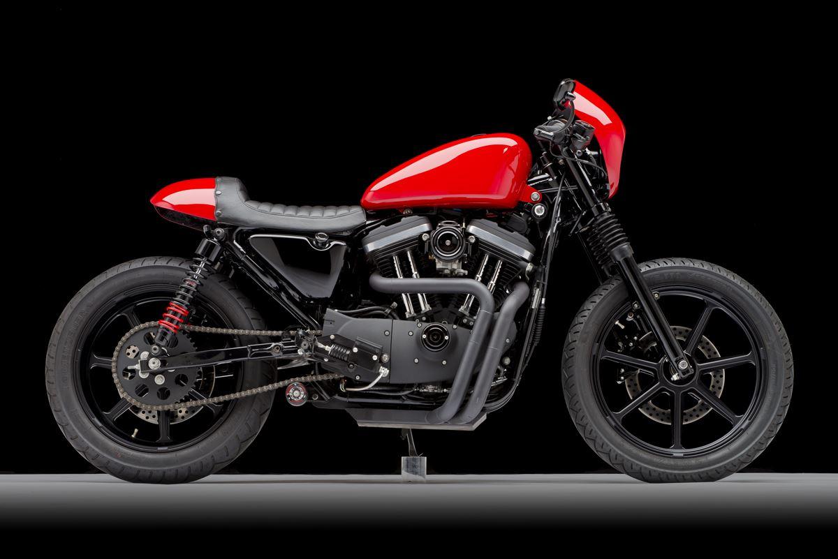 hight resolution of 2003 honda shadow spirit 750 cafe racer motorrad bild idee