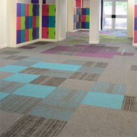 Structure Bonded Carpet Tiles from burmatex