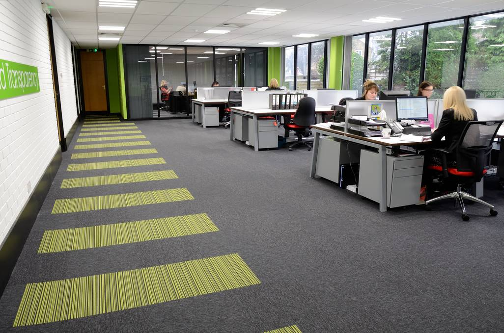 PAB Studio offices create distinctive designs with