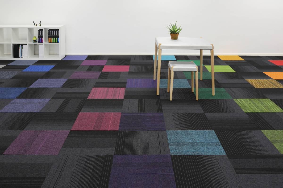 new burmatex carpet tile design balance echo  burmatex