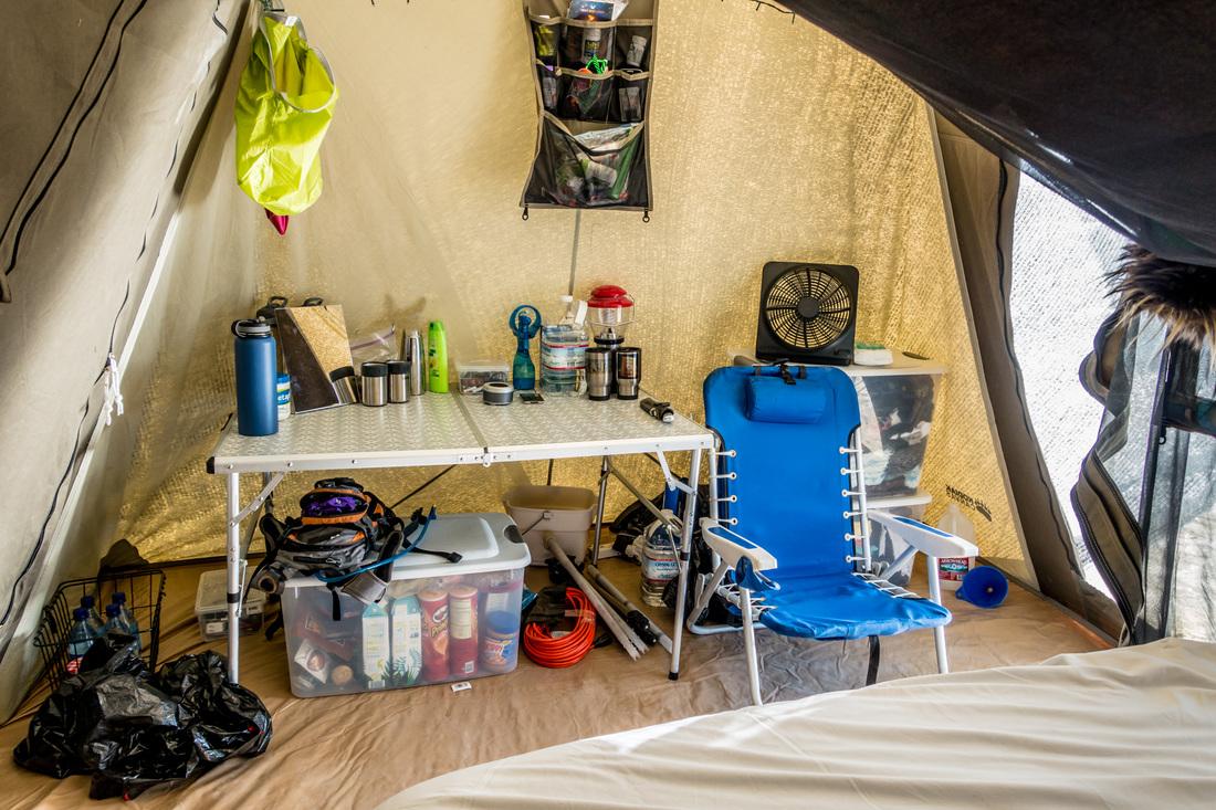 Tents and Shade  BURNLIFE
