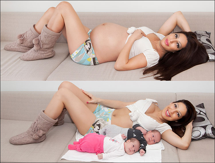 How To Get Rid Of Pregnancy Belly After Giving Birth ...