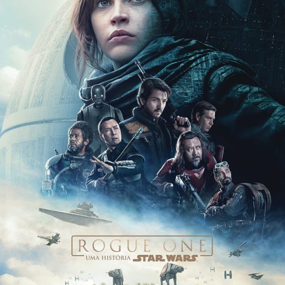 Star Wars | Nem mesmo elenco de Rogue One sabia sobre a cena final do filme 34