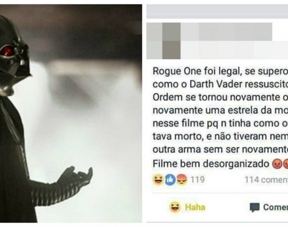 Star Wars | Nem mesmo elenco de Rogue One sabia sobre a cena final do filme 18