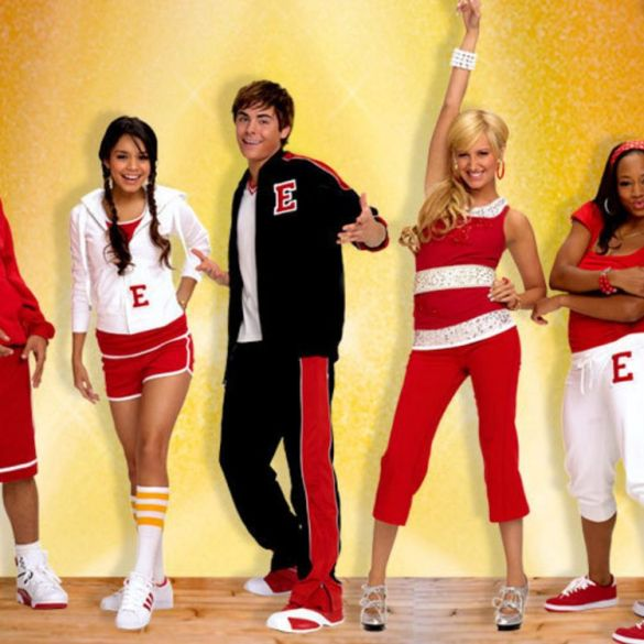 High School Musical 1 e 2 entram no catálogo da Netflix 19