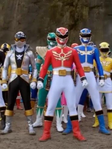 Jason David Frank não estará no longa dos Power Rangers 19