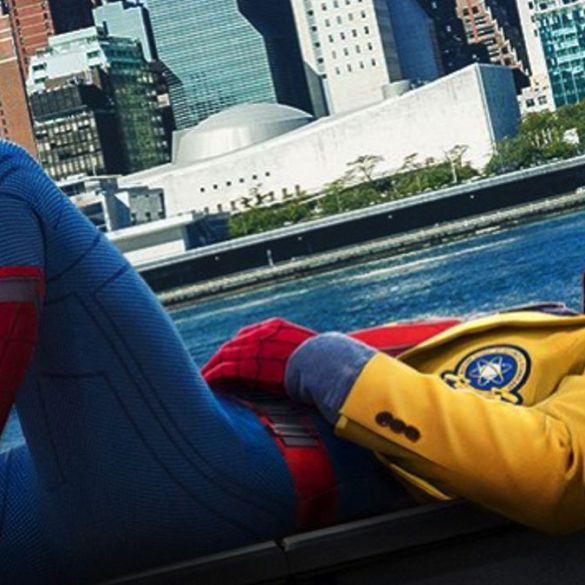 Homem-Aranha: De Volta ao Lar - Confira o primeiro teaser trailer oficial do filme! 21