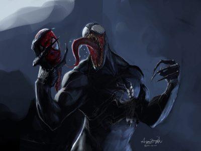 Venom - Filme solo do anti-herói ganha data de lançamento! 13