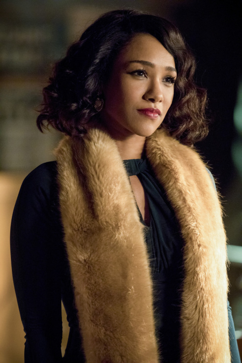 """The Flash -- """"Duet"""" -- FLA317c_0369b.jpg -- Pictured: Candice Patton as Iris West -- Photo: Jack Rowand/The CW -- © 2017 The CW Network, LLC. All rights reserved."""
