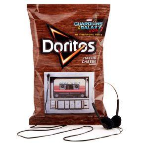 Doritos virá com 'walkman' que tocará as músicas de 'Guardiões da Galáxia Vol. 2' 18