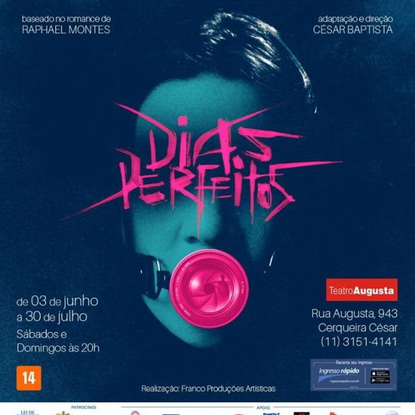 Raphael Montes divulga capa da nova edição de SUICIDAS 20