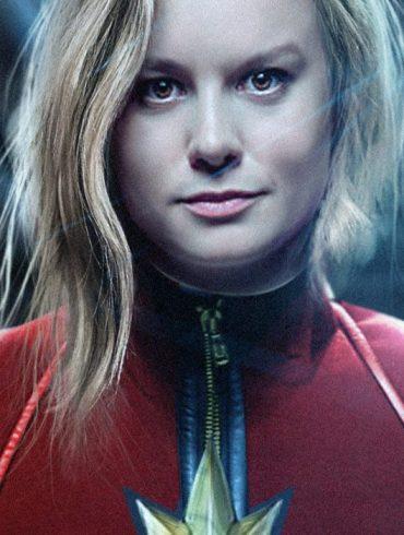 Capitã Marvel | Brie Larson quer criar um símbolo de força e humor para as mulheres com sua atuação! 25