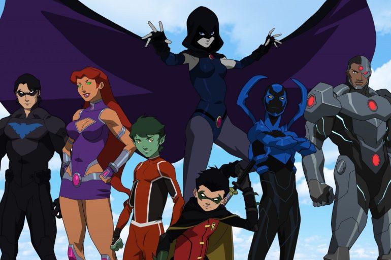 Série dos Jovens Titãs terá 13 episódios 20