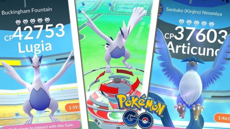 Pokémon GO | Lugia e Articuno são os primeiros lendários disponíveis 16