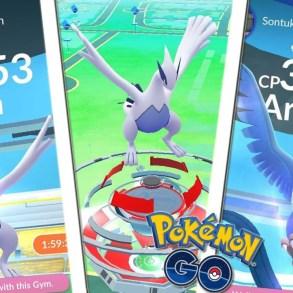 Pokémon GO | Lugia e Articuno são os primeiros lendários disponíveis 22