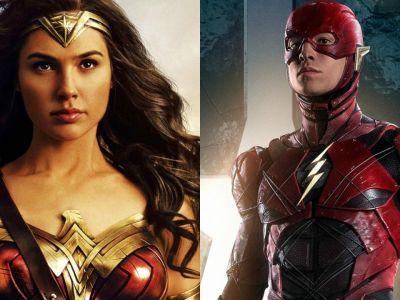 Rumor: Gal Gadot deve reprisar o papel de Mulher-Maravilha em Flashpoint 41