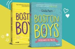 boston boys: O sonho de toda adolescente em uma única história