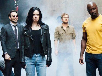 Os Defensores é a série da Marvel menos assistida da Netflix 21