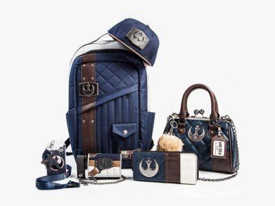 Marca americana lança coleção de bolsas e carteiras inspiradas em Star Wars 18
