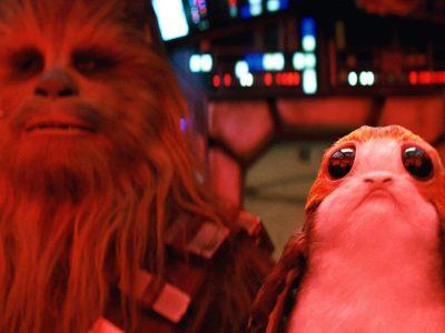 Um cara recriou a música tema de Star Wars com o som de Porgs e o resultado ficou fantástico! 24