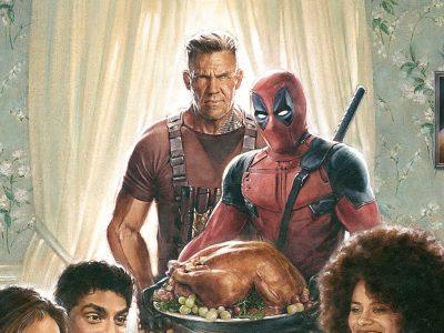 """Deadpool 2   Primeiro teaser tem aula de arte e """"toque"""" de Cable 15"""