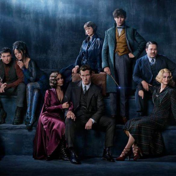 J.K. Rowling indica que Animais Fantásticos 3 se passará no Rio de Janeiro 37