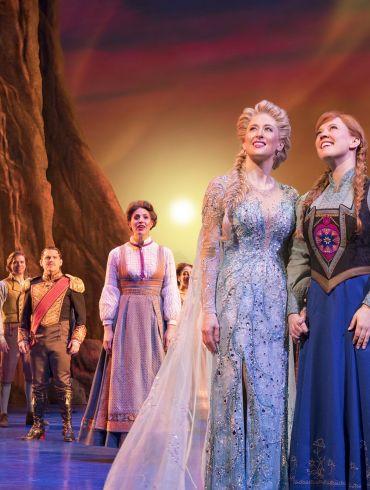 Personagem de Frozen troca de gênero em nova versão do musical na Broadway 20