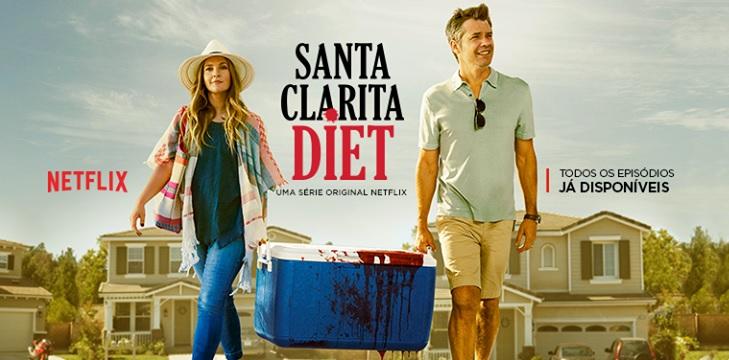 Santa Clarita Diet 2° Temporada   Crítica da Série 18