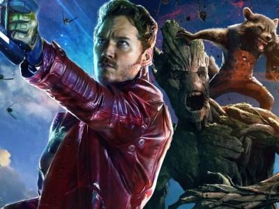 James Gunn escreveu diálogos para os Guardiões da Galáxia em Vingadores: Guerra Infinita 33