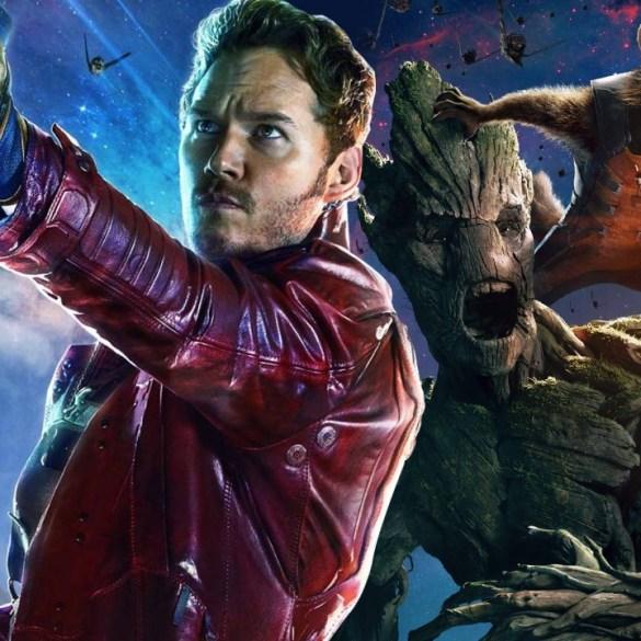 Guardiões da Galáxia Vol. 3 é confirmado pela Marvel 21