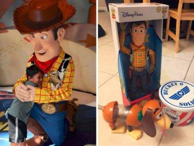 Após perder brinquedo no Walt Disney World, menino ganha surpresa 13