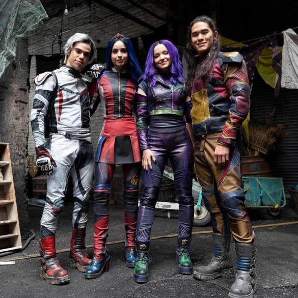 Confira o primeiro teaser de Descendentes 3, filme original Disney Channel 17
